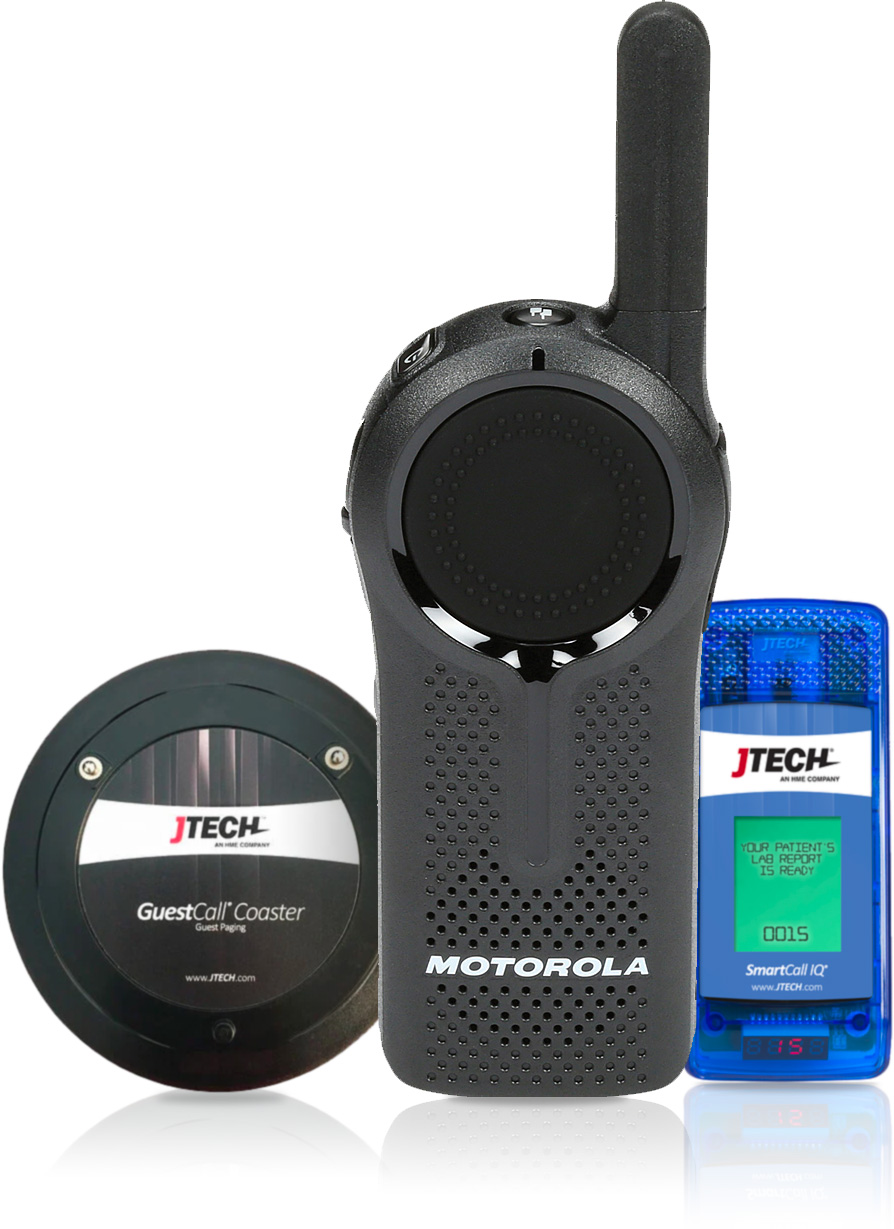 Pagers and Two-way Radios